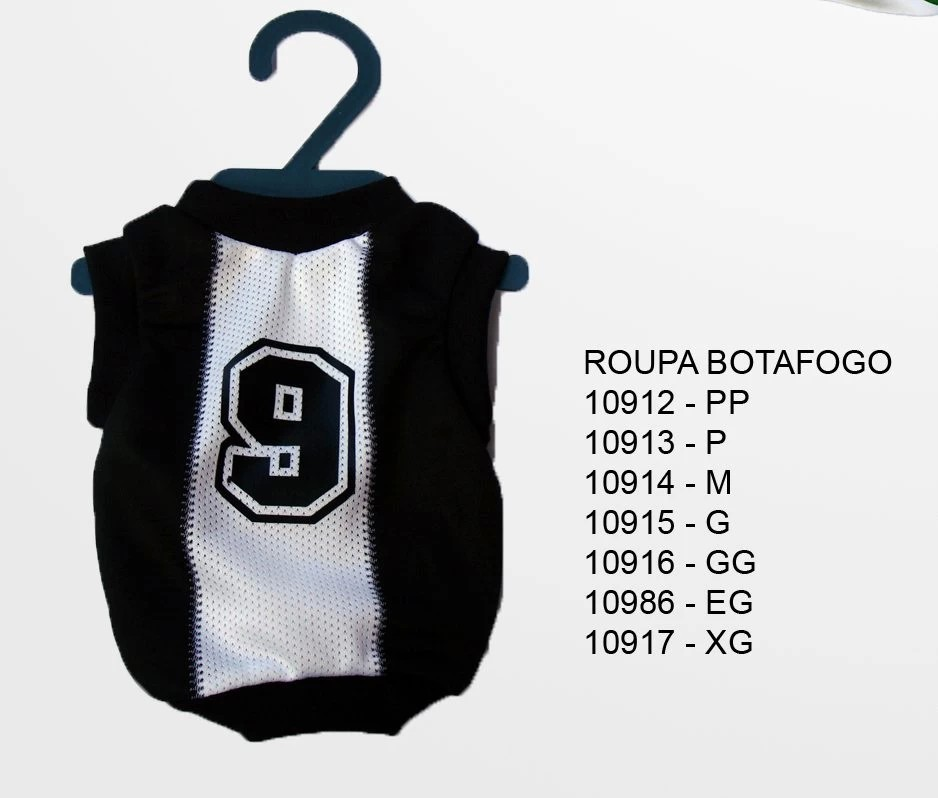 ROUPA BOTAFOGO PP  974261865613c